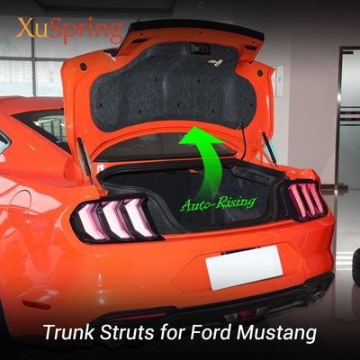 For Ford Mustang 2015 2016 2017 2018 2019 Replace Rear Door Trunk Hydraulic Rod Strut Bars Spring Shock Lifting Bracket Styling