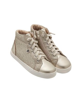 Old Soles Ring Leather Sneaker