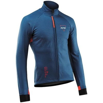 2019 Northwave Winter Thermal Fleece Jersey Pro Team NW Cycling Jackets Bicycle Cycling Warm MTB Bike Clothing Sport Wear