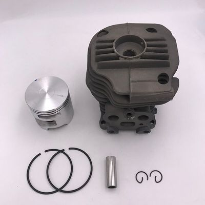 HUNDURE 51mm Cylinder Piston Kit For K750 K760 Husqvarna Partner Cutoff Concrete Saw