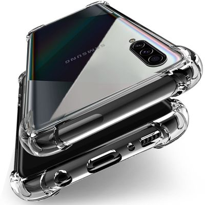 Transparent Silicone Case For Samsung Galaxy A50 A70 A40 A30 A20 A10 A60 A90 A80 Back Cover For M10 M20 M30 M40 A30S A10S A20S