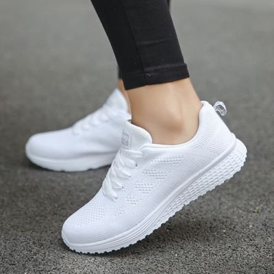 Summer 2019 Hot SaleMen Fashion Mesh Round Cross Straps Flat Sneakers Running Shoes Casual men Ventilation Solid Color Shoes