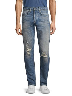 Rag & Bone Palisade Fit 2 Ripped Jeans