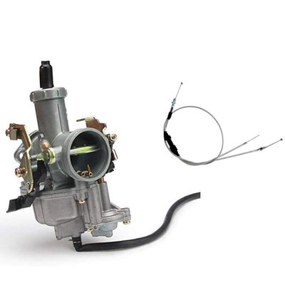 PZ30 30mm Carburetor Accelerating Pump Racing for 200Cc 250Cc for Keihin ABM IRBIS TTR 250 with Throttle Cable