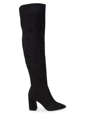 Charles by Charles David Block-Heel Over-The-Knee Boots