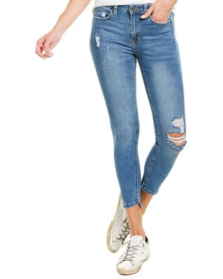 JBD Light Blue Skinny Leg Jean