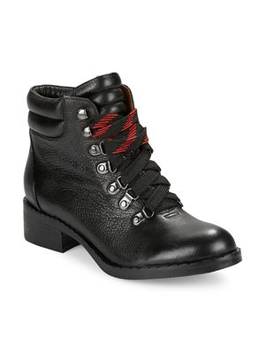 Gentle Souls Leather Mid Top Boots