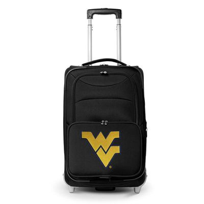 West Virginia Mountaineers 21In Rolling Carry-On Suitcase