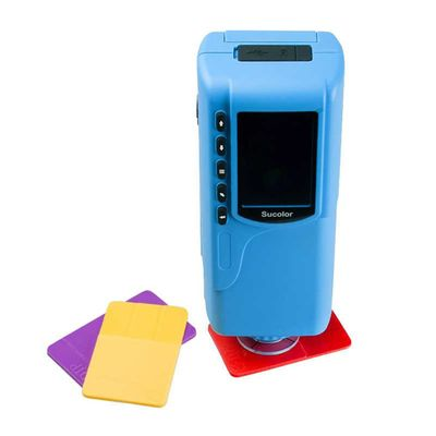 Portable Digital Colorimeter, Color Meter ,Color Testing Equipment ,Color Measuring Device ,Color Analyzer