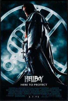 Hellboy Mini Poster 11inx17in Mini Poster 11x17 poster