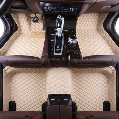 Leather Custom Auto car floor Foot mat For Mercedes Benz E C GLA GLE GL CLA ML GLK CLS S R A B CLK SLK G GLS GLC vito viano