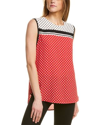 Anne Klein Cruise Dot Top