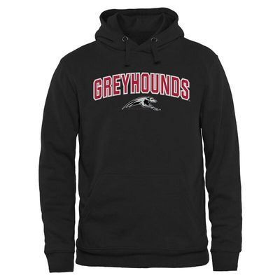 Indianapolis Greyhounds Proud Mascot Pullover Hoodie - Black