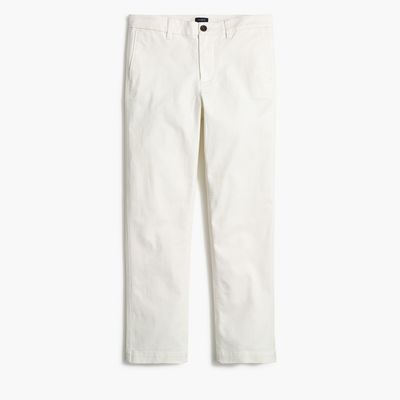 J.Crew Factory High-rise Girlfriend Chino Pant