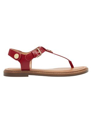 Tommy Hilfiger Bennia Monogram Thong Sandals