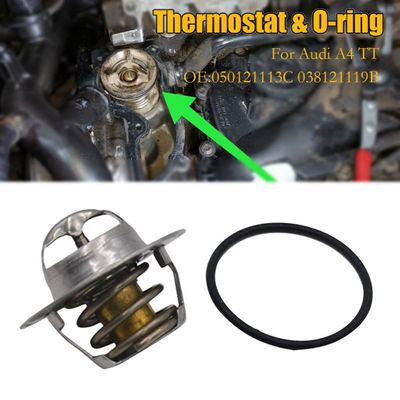 Hot Great Deal Thermostat & O-ring OE:050121113C 038121119B A Good Alternative Drop Shipping