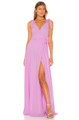 Lovers + Friends Serena Gown