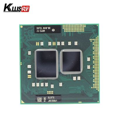 Intel Core i5 560M 2.66 GHz Dual-Core Processor PGA988 SLBTS Mobile CPU