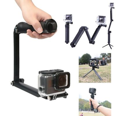 Variable Holder Grip Video Handheld Gimbal Stabilizer for Yi 4K Sjcam Eken and Light Portable Steadicam for Gopro