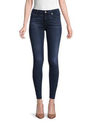 7 For All Mankind Squiggle Super Skinny Jeans