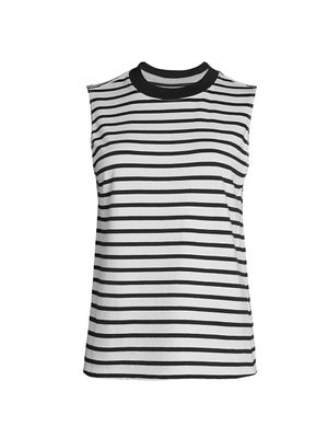 RtA Arena Striped Tank Top