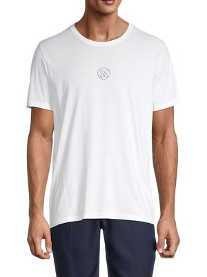 G/Fore Round Neck Cotton Tee