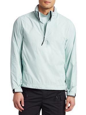 Madison Supply Popover Concealed Hood Jacket