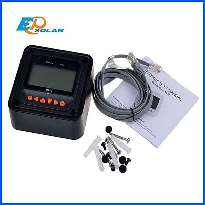 MT50 LCD Display Remote Meter For TracerBN TracerA Series MPPT Solar Charge Controllers MT50 EBox-WIFI-01 EBox-BLE-01 ELOG01