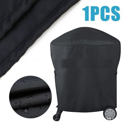 54*76*69CM Grill Cover Waterproof Dust Proof Ultraviolet-proof Grill Case for Webers Q1000Q2000 Outdoor Garden Supplies