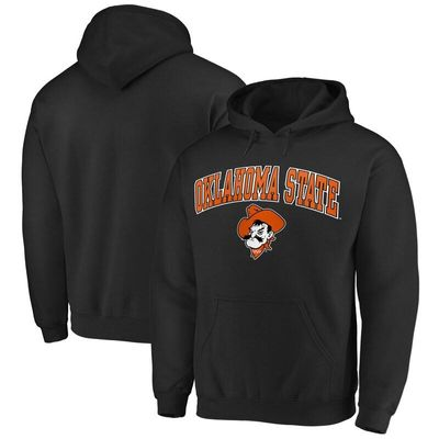 Fanatics Branded Oklahoma State Cowboys Campus Pullover Hoodie - Black