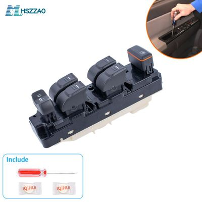 Auto Glass Lift Switch,Power Window Switch For CHEVROLET>COLORADO GMC>CANYON HUMMER>H3 H3T ISUZU>I-350 I-370