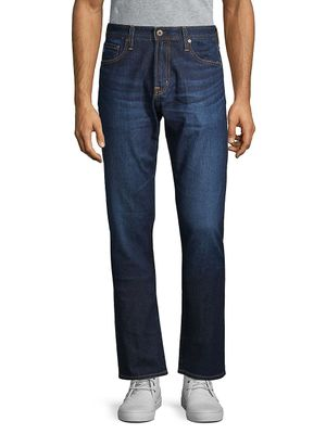 AG Jeans Classic Athletic-Fit Dark Jeans
