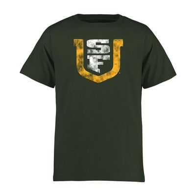 San Francisco Dons Youth Classic Primary T-Shirt - Green