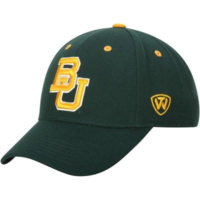 Baylor Bears Top of the World Dynasty Memory Fit Fitted Hat - Green