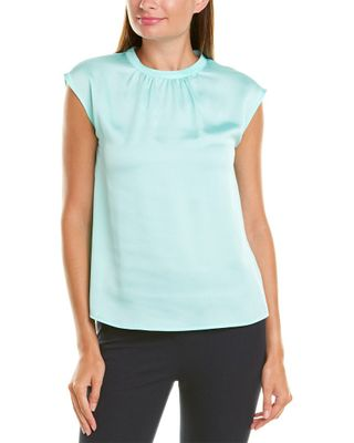Vince Camuto Shirred Top