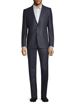Versace Collection 2-Piece Modern Fit Wool & Silk Suit