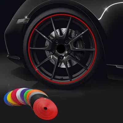 8M Colorful Pro Wheel Rim Protector for car make car cool