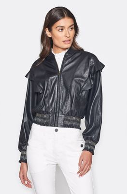 Joie Temis B Leather Jacket