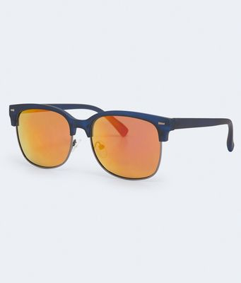 Aeropostale Color Mirrored Clubmax Sunglasses