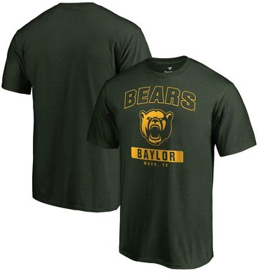 Baylor Bears Campus Icon T-Shirt - Green
