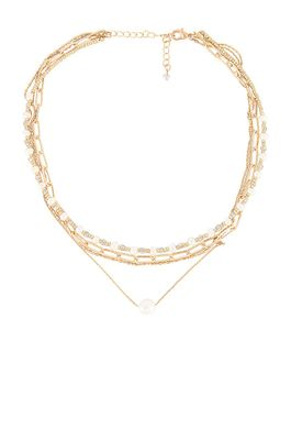 8 Other Reasons Zoe Necklace