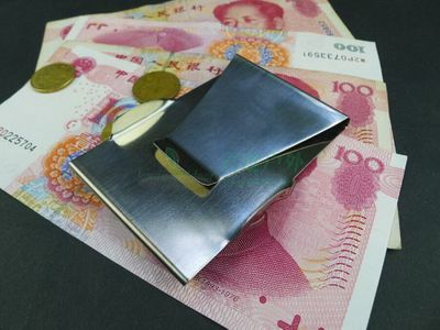 by dhl or ems 200 pcs Stainless Steel Money Cash Change Clip Clamp Credit Card Holder athletic bag