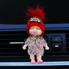 new cartoon Aromatic car smell accessories for perfume Air Conditioner my love hat in the car Air Freshener